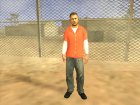 Michael Scofield Prison Break for GTA San Andreas left view