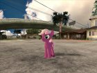 Cheerilee (My Little Pony) для GTA San Andreas вид слева
