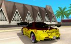 FS - Mazda RX-7 for GTA San Andreas rear-left view