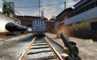colt 1911 для Counter-Strike Source вид слева