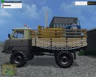 UAZ-452 v1.0 for Farming Simulator 2015 left view