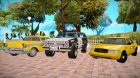 SA-MP car pack for comfortable game v2 для GTA San Andreas