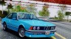 1984 BMW M635 CSi (E24)