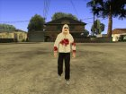 Jeff the Killer for GTA San Andreas left view