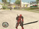 Deadpool Sword From Deadpool The Game
