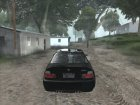 BMW M3 CSL E46 (crow edit) for GTA San Andreas rear-left view