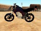 Honda Titan Stunt for GTA San Andreas right view