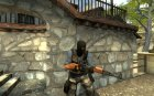 Wannabe's AK With New Working Wees для Counter-Strike Source вид сверху