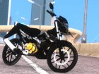 Satria FU Dark Fighter Predator