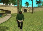 Бандит Grove st. с Beta San-Andreas. (fam1) для GTA San Andreas вид сверху