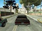 ENBSeries мод (только блеск авто) для GTA San Andreas вид сверху