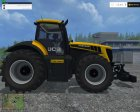 JCB 8310 v2.0 для Farming Simulator 2015 вид сверху