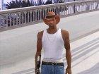 Ковбойская шляпа из GTA Online для GTA San Andreas вид сзади слева