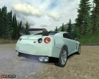 Nissan Skyline R35 2009 для Mafia: The City of Lost Heaven вид сзади слева
