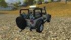 Service Car for Farming Simulator 2013 inside view