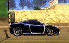 Ferrari F430 Scuderia 2007 for GTA San Andreas inside view