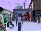 Дверь гаража текстура GTA V for GTA San Andreas top view