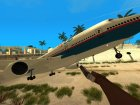Пак воздушного транспорта из GTA IV для GTA San Andreas вид изнутри