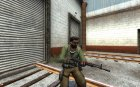 """Teh Snake's AK"" on New Animation for Counter-Strike Source top view"