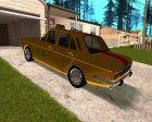 Peykan Taxi для GTA San Andreas вид слева
