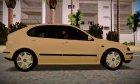 Seat Leon 1.9 TDI for GTA San Andreas rear-left view