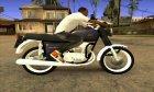 ИЖ Планета-4 for GTA San Andreas top view