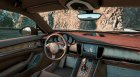 2010 Porsche Panamera Turbo for GTA 5 inside view