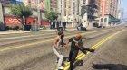 Unarmed Police v1.0 для GTA 5 вид сверху