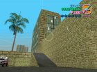 New Hospital for GTA Vice City rear-left view