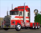 Kenworth T800 Road Train 8 x 6