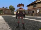 Amy - Soul Calibur IV для GTA San Andreas вид изнутри