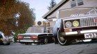 ВАЗ 2106 Ресто for GTA 4 top view