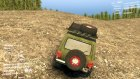 ВАЗ 21214 for Spintires DEMO 2013 top view
