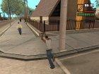 Метнуть нож или катану для GTA San Andreas вид изнутри