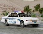 Merit - Metropolitan Police для GTA San Andreas вид сверху