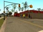 Новый магазин М.Видео для GTA San Andreas вид сзади слева