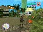 Военный Томми для GTA Vice City вид сзади слева