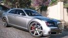 2012 Chrysler 300 SRT8 1.0 для GTA 5 вид сзади