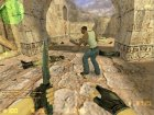 Carl Johnson for Counter-Strike 1.6 top view