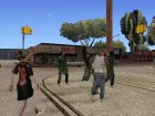 Ped Spec Low settings v2 для GTA San Andreas