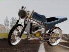 Kawasaki Ninja 150SS Drag Thaistyle для GTA San Andreas вид слева