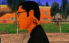 Wu Zi Mu Mafia Style for GTA San Andreas left view