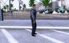 Сотрудник МВД из COD MW 2 for GTA San Andreas top view