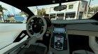 Lamborghini Aventandor Police Indonesian for GTA 5 top view