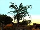 Original Palms HD Leaf Texture (Low PC) for GTA San Andreas back view