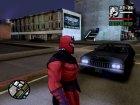 Magneto Skin для GTA San Andreas вид сверху
