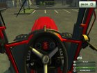 Lindner PowerTrac 234 для Farming Simulator 2013 вид изнутри