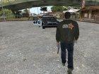 Чисто выбритый Нико for GTA San Andreas