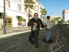 Чисто выбритый Нико for GTA San Andreas inside view