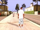 Frank Ocean for GTA San Andreas inside view